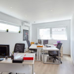 bureaux lumineux et conviviaux