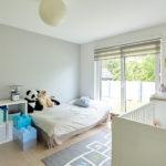 chambre d'enfant lumineuse et cosy