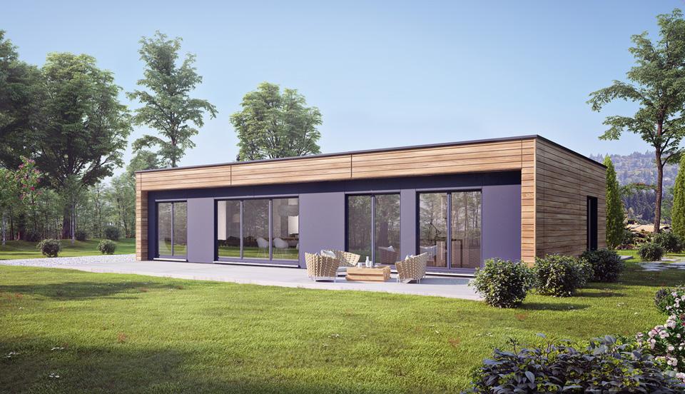 terrain + maison Haut-Rhin