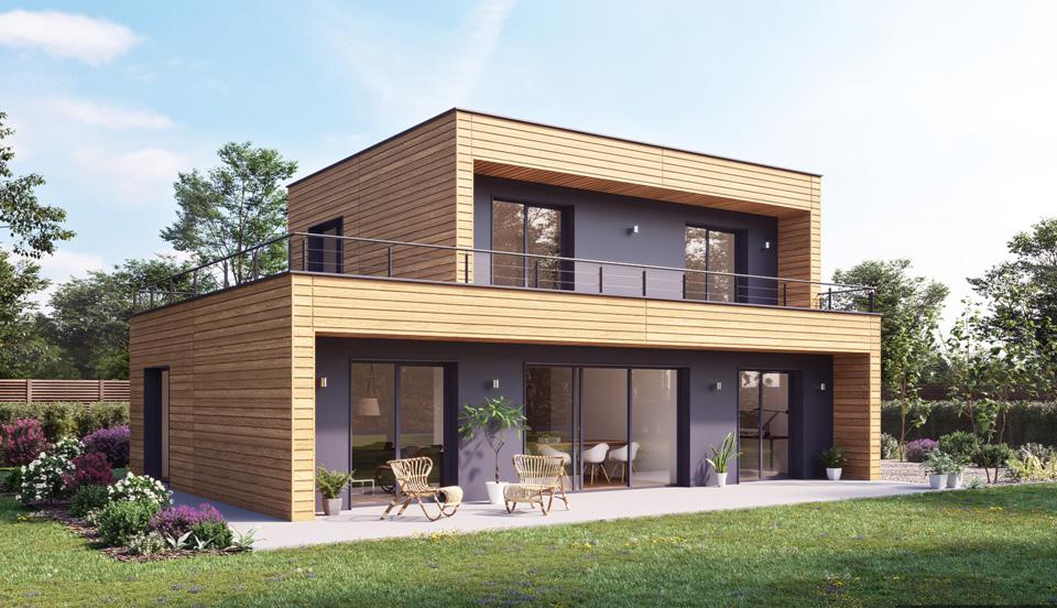 terrain + maison Bartenheim