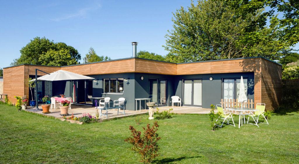 maison de plain-pied Normandie