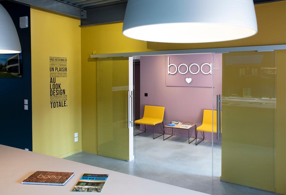 agence booa en Savoie - constructeur