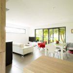 Maison individuelle: chantier achevé de Booa/BURGER, en Isère.
