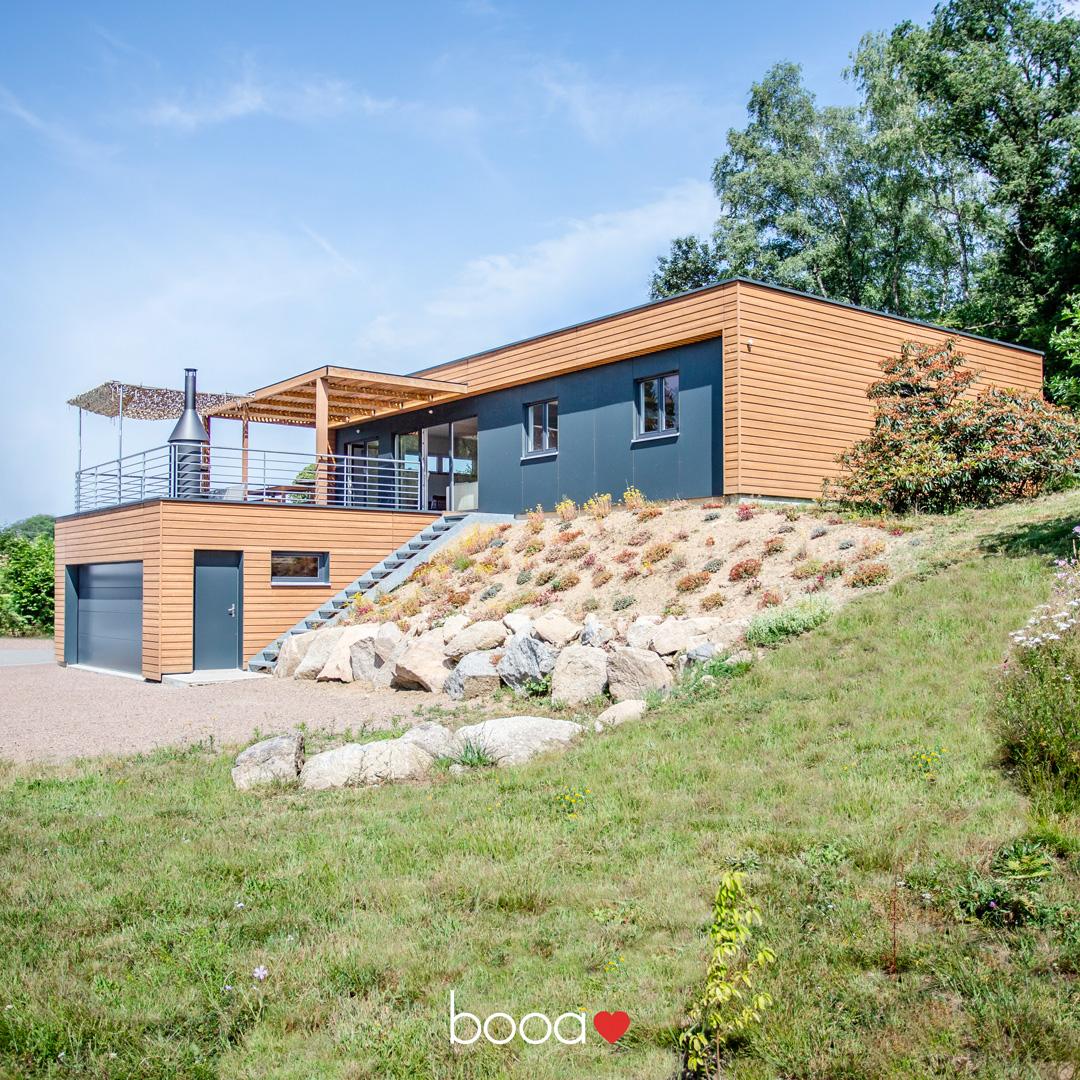 maisons témoin booa dans l'Yonne