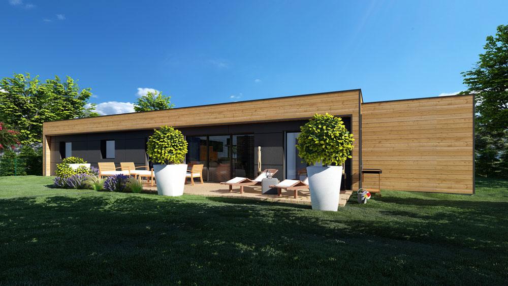 maison de plain-pied en Seine-et-Marne