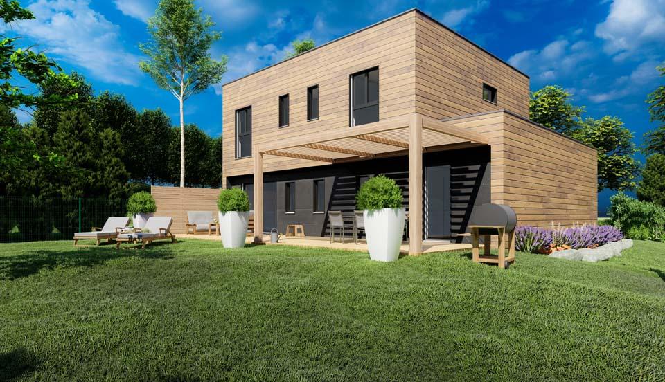 maison éco-responsable en Seine-et-Marne