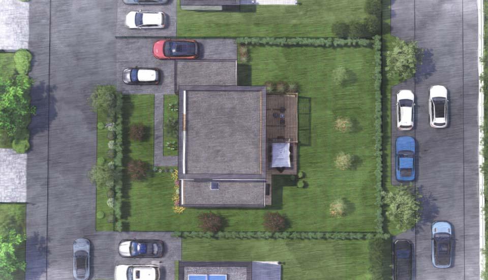 maison à toit plat Seine-et-Marne