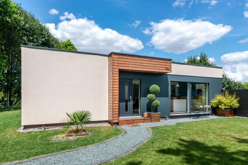 constructeur français maison à ossature bois - Drôme