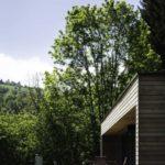un local pro en bois gîte signé maisons booa