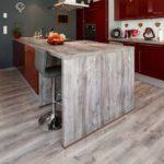 cuisine moderne ouverte sur la pièce à vivre