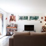 grande pièce à vivre dans une maison bois signée maisons booa